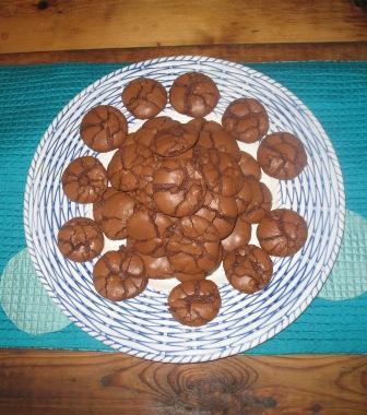 BrownieDrops