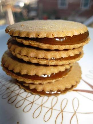 pumpkinsandwichcookies