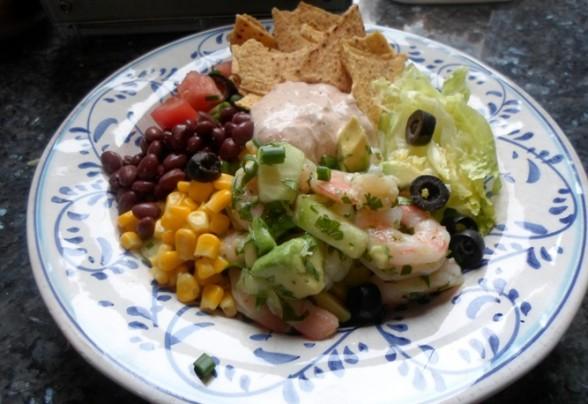 shrimp-taco-bowl
